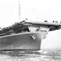 USS Yorktown (CV 10) (U.S. Navy photo)