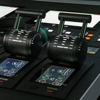 AutoChief propulsion control system (Photo: Kongsberg)