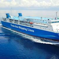 MV Trans-Asia 21 - Credit:Trans-Asia Shipping Lines