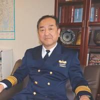 VADM Satoshi NAKAJIMA, Vice Commandant for Operations, Japan Coast Guard (Photo: Japan Coast Guard)