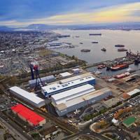 Vancouver Shipyards (Photo: Seaspan)