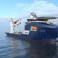 VARD 3 for Topaz Energy and Marine