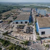 Vard Tulcea shipyard (Photo: Vard Group AS)