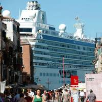 Venice Cruise Ship: Photo courtesy of 'No Big Ships Committee'
