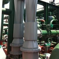Venturi Injectors for VOS-6000 Venturi Oxygen Stripping Ballast Water Treatment System