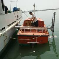 Vessel and portable echosounders for the Spanish Hydrographic Institute.