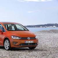 Volkswagen Golf SV (Photo courtesy of Volkswagen)