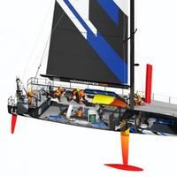 Volvo Ocean Race Competitor: Image courtesy of Volvo Ocean Race