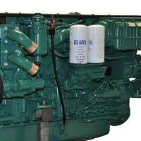 Volvo Penta is offering factory-built keel-cooled engines for the line of marine commercial inboard and sterndrive D4 3.7-liter and D6 5.5-liter engines.