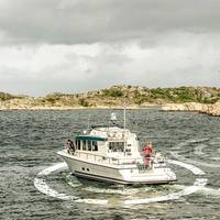 Volvo Penta's DPS now has a Repositioning feature, which helps to maintain position in choppy waters and provides refined movement. Photo: Volvo Penta
