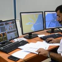 VTS operator training: Photo credit ADPC