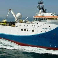 SW Amundsen (Photo: Shearwater GeoServices)