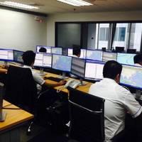 Weathernews' Manila Operation Center in Makati
