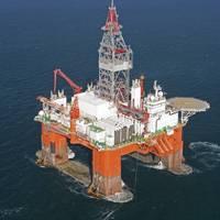 West Aquarius rig: Photo courtesy of Seadrill