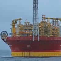 Western Isles FPSO on location (photo: Dana Petroleum)