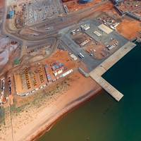 Wheatstone Project in Western Australia. Photo: Chevron Corporation.