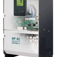 WhisperPower's new range of Supreme Pro Battery Chargers.