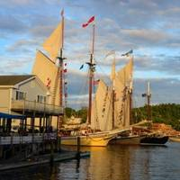 Windjammers 2012: Photo credit Boothbay Chamber of Commerce