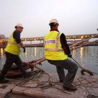 Workers at the Port of Ashdod (Photo: Ashdodport Company Ltd.)