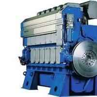 Wärtsilä 32 engine: Image courtesy of Wärtsilä