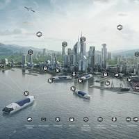Wärtsilä's Smart Marine Ecosystem vision is centred on high levels of connectivity and digitalisation. Photo: Wärtsilä Marine Solutions