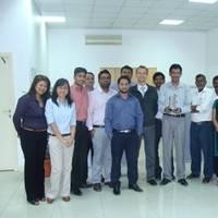 WSS's Dubai Team: Photo credit WSS