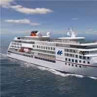 Luxury Expedition Cruise Vessel Hapag-Lloyd Cruises Photo Vard