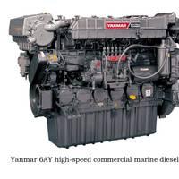 Yanmar high-speed diesel engine