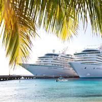 Crystal Cruise ships alongside:Image credit Crystal Cruises