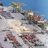 Zayed Port: Photo credit ADPC