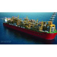 Shell's Prelude floating LNG production vessel (Photo: Shell)