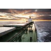 File Image: a loaded bulk carrier at sea. File Image: AdobeStock / (c) Lucasz Z
