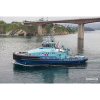 BV classed tug, Dux - now operating in Hammerfest, Norway. Image courtesy of Gondan Shipbuilders  (Photo: Bureau Veritas)