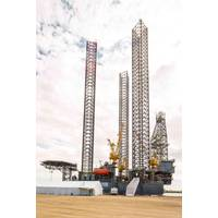 Coatzacoalcos is the fourth of five jackup rigs Keppel AmFELS is building for Perforadora Central