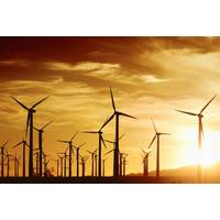 File Image: a land based wind farm (Credit: AdobeStock)