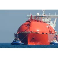 File Image: A laden LNG carrier at sea (CREDIT: AdobeStock / (c) Fotmart)