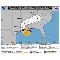 Image: NOAA National Hurricane Center
