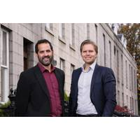 L to R – EV Private Equity senior partner Greg Herrera and investment director Tomas Hvamb. (Photo: Energy Ventures)