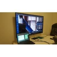 Remote surveillance test setup at DNV GL offices (Photo: DNV GL)