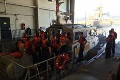 Towing Vessel Sinks off Oahu