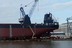 Ferus Smit to Launch Newbuild for Symphony Shipping
