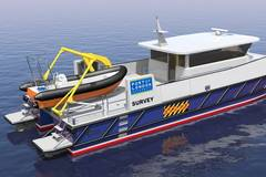 New Survey Vessel Ordered for the Port of London