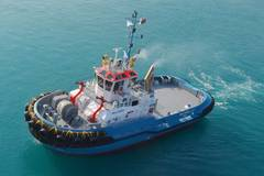 Two Mooring Tugs Delivered to NSW