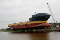 Thoma-Sea Launches US-flagged OSV