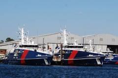 Austal Delivers Sixth Cape Class Patrol Boat
