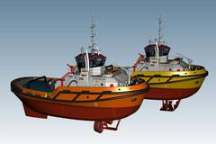 New Multipurpose Tractor Tugs from OSD