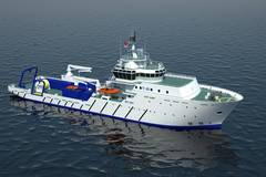 OSD Designs Research Vessel for TORI