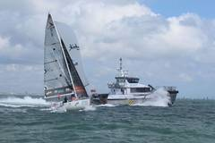 Seacat Services Sends Freedom to Race Bank