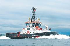 First VectRA 3000 Tug Delivered