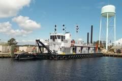 New Dredger for North Carolina's Coastal Waterways